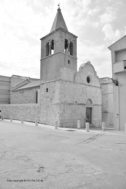 Pag - Crkva sv. Jurja