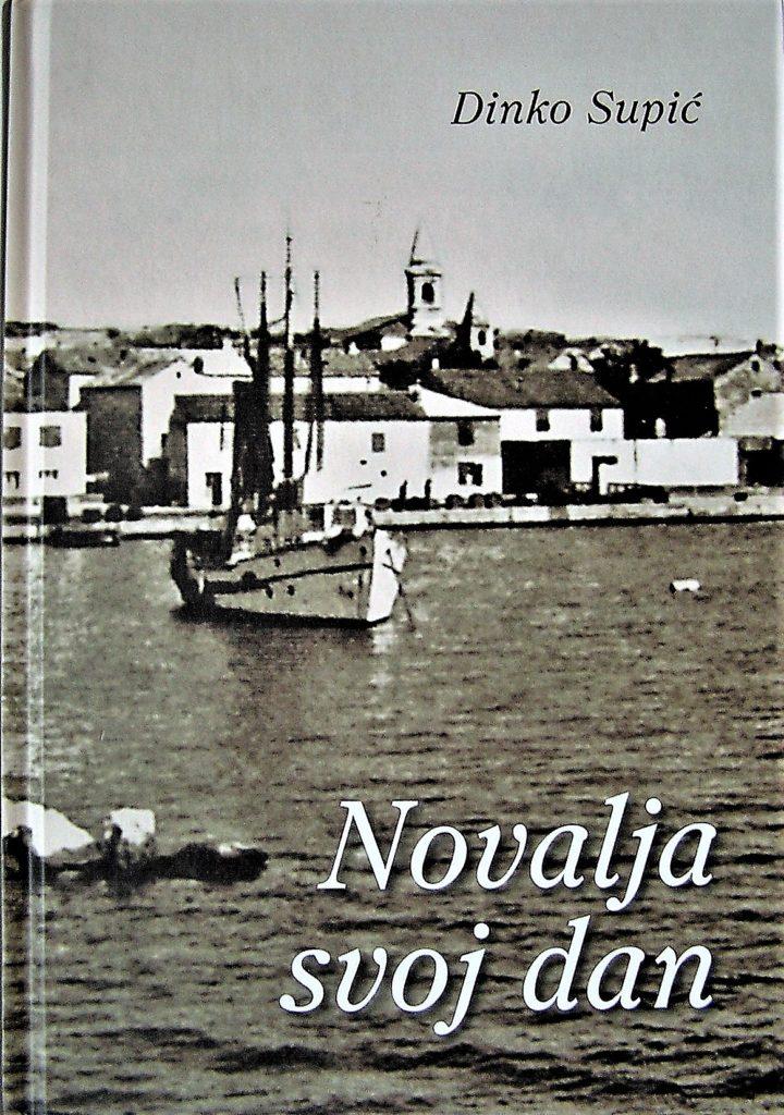 Naslovnica knjige Novalja svoj dan