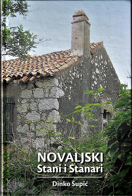 Naslovnica knjige Novaljski Stani i Stanari