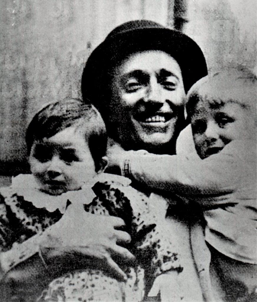 Ivan Palčić s nećacima