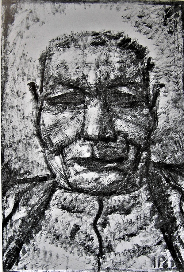 Svjetioničar (1963.), Galerija umjetnina Zadar, preuzeto iz monografije