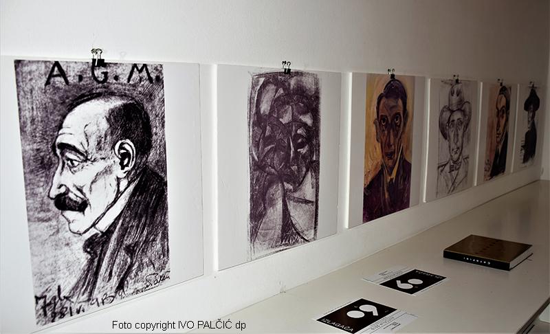 Crteži Ivana Palčića