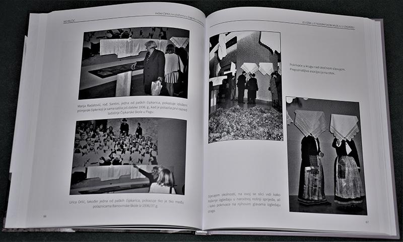 Detalj s izložbe u Zagrebu