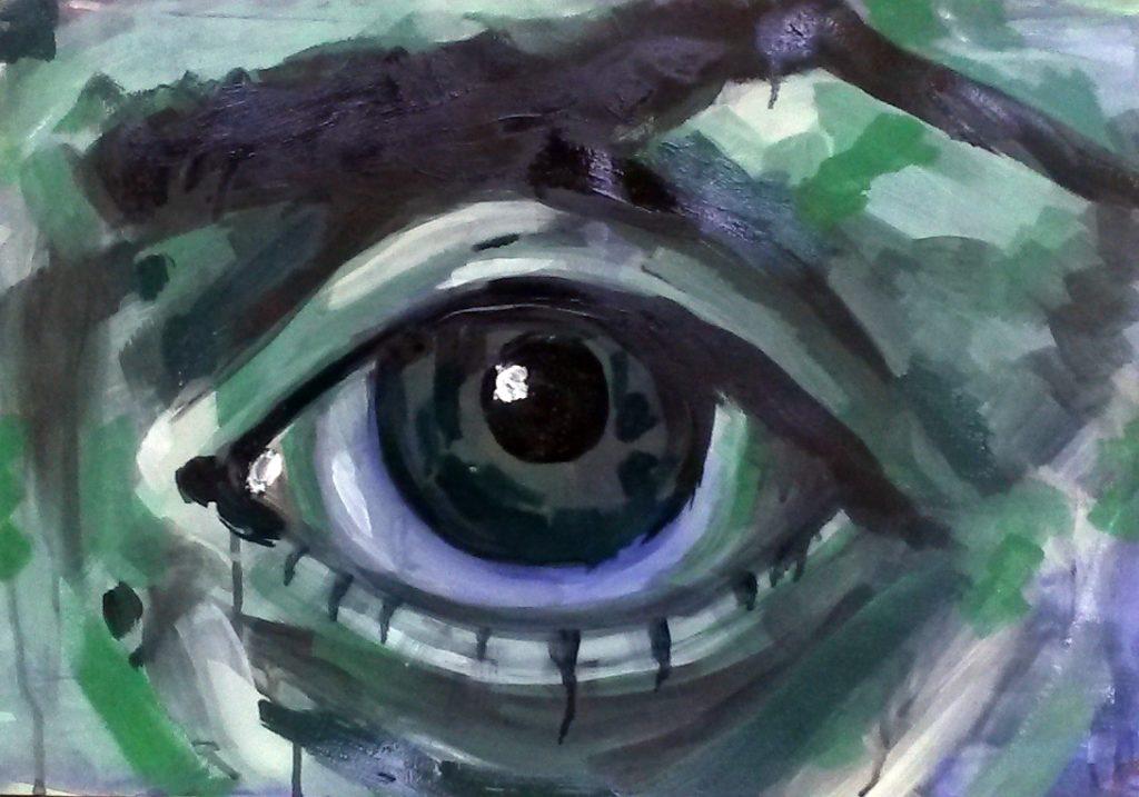 Antea Delpin oko
